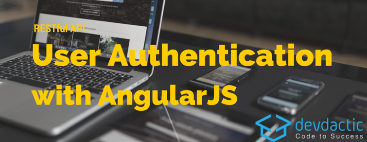 restful api user authentication with node js and angularjs