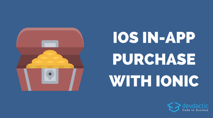 How to Make iOS In-App Purchases Inside Ionic