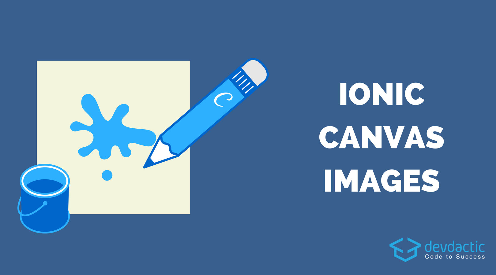 Ionic Canvas Drawing and Saving Images as Files - Devdactic